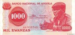 1000 Kwanzas ANGOLA  1976 P.113a pr.NEUF