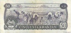 50 Kwanzas ANGOLA  1979 P.114 TTB