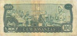 100 Kwanzas ANGOLA  1979 P.115 pr.TB