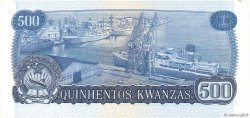 500 Kwanzas ANGOLA  1979 P.116 NEUF