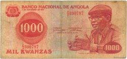 1000 Kwanzas ANGOLA  1979 P.117 B