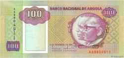 100 Kwanzas ANGOLA  1991 P.126 pr.NEUF