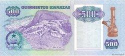 500 Kwanzas ANGOLA  1991 P.128b NEUF