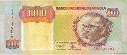 1000 Kwanzas ANGOLA  1991 P.129b TB+