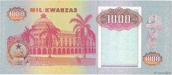 1000 Kwanzas ANGOLA  1991 P.129b NEUF