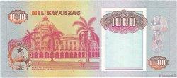 1000 Kwanzas ANGOLA  1991 P.129c NEUF