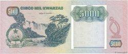 5000 Kwanzas ANGOLA  1991 P.130c NEUF
