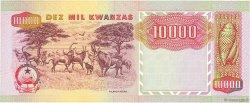 10000 Kwanzas ANGOLA  1991 P.131a SPL