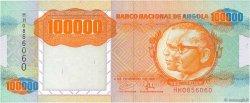 100000 Kwanzas ANGOLA  1991 P.133a NEUF