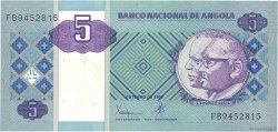 5 Kwanzas ANGOLA  1999 P.144a NEUF