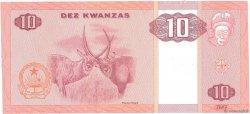 10 Kwanzas ANGOLA  2011 P.145c NEUF