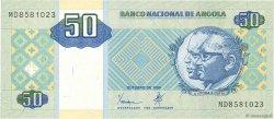 50 Kwanzas ANGOLA  1999 P.146a