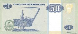 50 Kwanzas ANGOLA  1999 P.146a NEUF