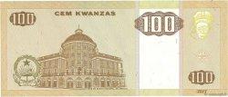 100 Kwanzas ANGOLA  1999 P.147a NEUF