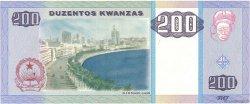 200 Kwanzas ANGOLA  2003 P.148a NEUF