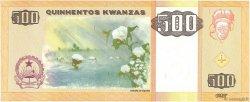 500 Kwanzas ANGOLA  2003 P.149a NEUF