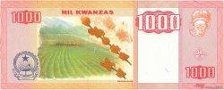 1000 Kwanzas ANGOLA  2003 P.150a SPL+
