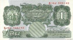 1 Pound ANGLETERRE  1949 P.369b SUP+