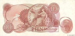 10 Shillings ANGLETERRE  1966 P.373c SUP