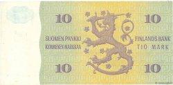 10 Markkaa FINLANDE  1980 P.112a SUP