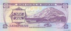 2 Lempiras HONDURAS  1993 P.72a NEUF