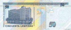 50 Lempiras HONDURAS  2004 P.94a NEUF