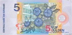 5 Gulden SURINAM  2000 P.146 pr.NEUF