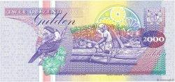 2000 Gulden SURINAM  1995 P.142 NEUF