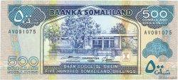 500 Shillings SOMALILAND  1996 P.06b NEUF