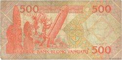 500 Vatu VANUATU  1993 P.05 B