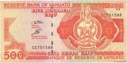 500 Vatu VANUATU  1993 P.05 pr.NEUF