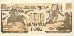 100 Dong VIET NAM  1951 P.035 SUP