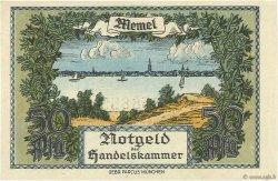 1/2 Mark MEMEL  1922 P.01 pr.NEUF