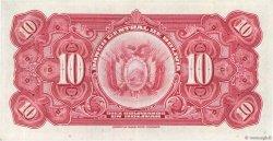 10 Bolivianos BOLIVIE  1928 P.121a SPL