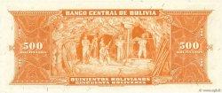 500 Bolivianos BOLIVIE  1945 P.148 SPL