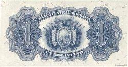 1 Boliviano BOLIVIE  1928 P.128b pr.NEUF