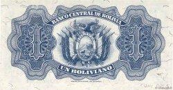 1 Boliviano BOLIVIE  1928 P.128c pr.NEUF