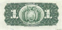 1 Boliviano BOLIVIE  1929 P.112 NEUF