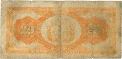 20 Bolivianos BOLIVIE  1911 P.109a pr.B
