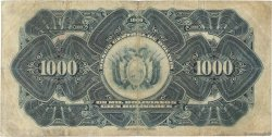 1000 Bolivianos BOLIVIE  1928 P.127b TB