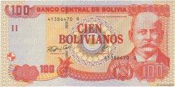 100 Bolivianos BOLIVIE  2005 P.231 NEUF