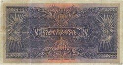 100 Thalers ÉTHIOPIE  1932 P.10 TB