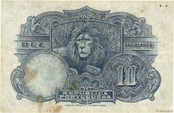 10 Angolares ANGOLA  1926 P.067 TTB