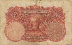 20 Angolares ANGOLA  1927 P.072 TB