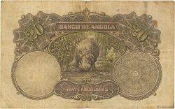 20 Angolares ANGOLA  1927 P.073 TB