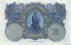 500 Angolares ANGOLA  1927 P.076 SUP