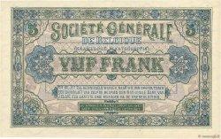 5 Francs BELGIQUE  1916 P.088 SUP