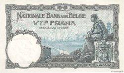 5 Francs BELGIQUE  1927 P.097b pr.NEUF