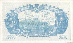 500 Francs - 100 Belgas BELGIQUE  1934 P.103a TTB