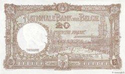 20 Francs BELGIQUE  1944 P.111 SUP+
